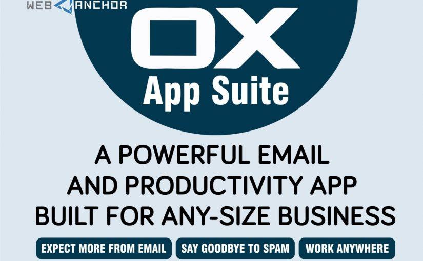 OX App Suite